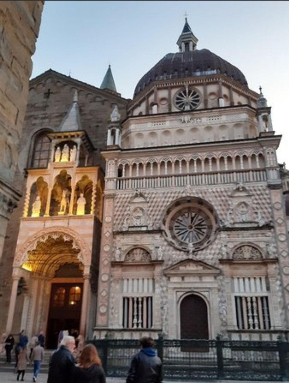 La Citta Alta, Bergamo