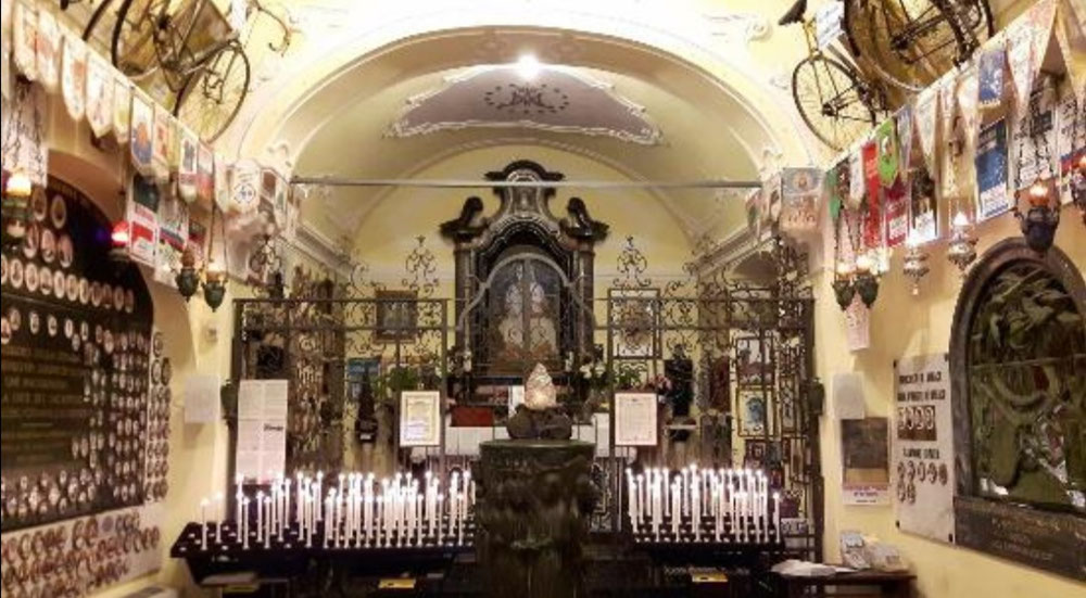 Biker Sanctuary Madonna della Ghisallo