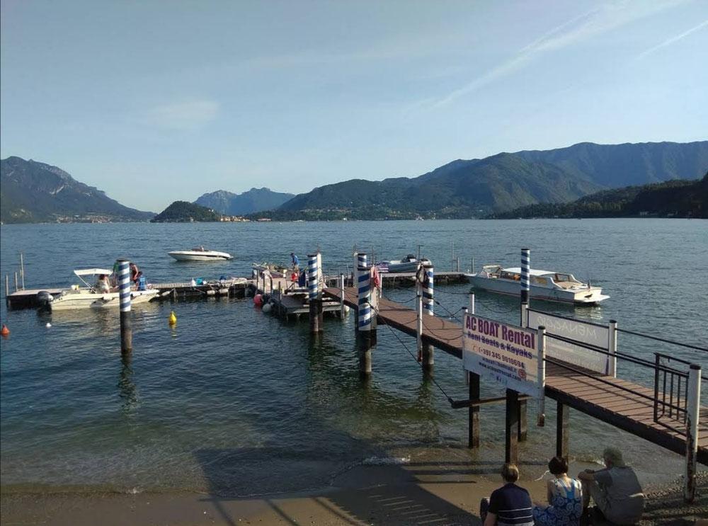 ac Boat Rental, Menaggio
