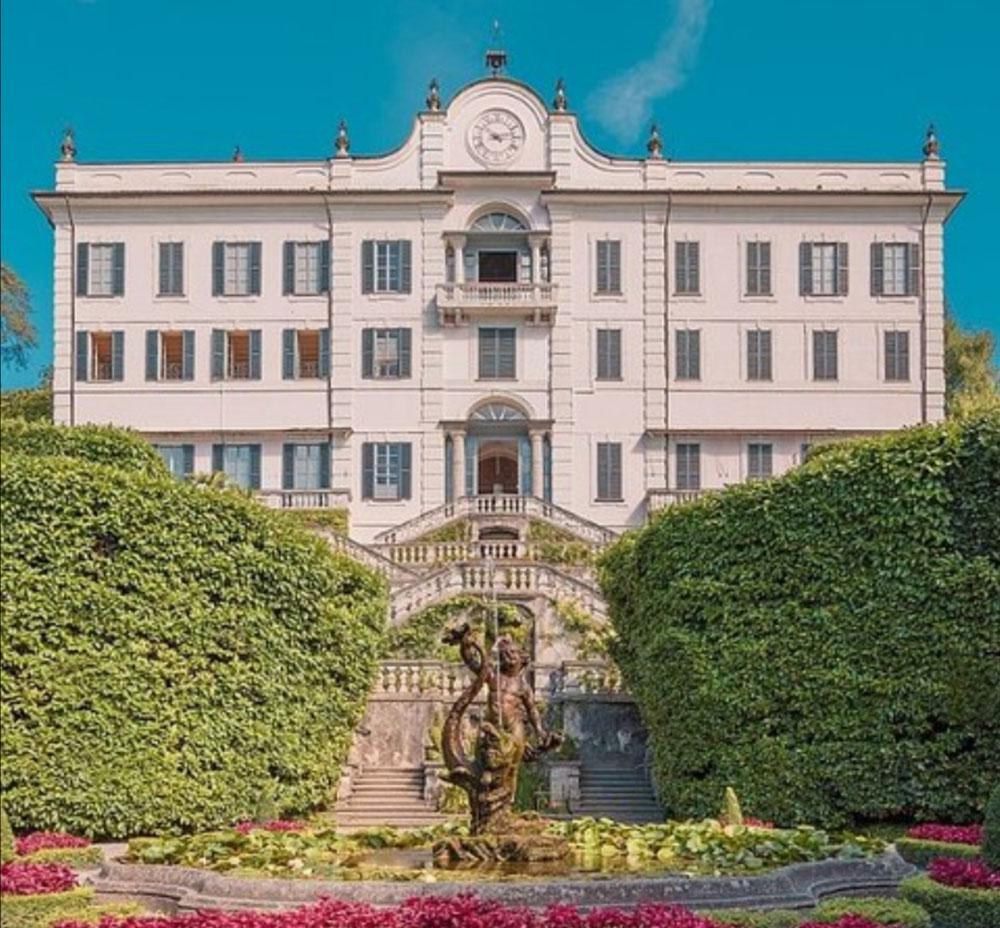 Villa Carlotta, Tremezzo