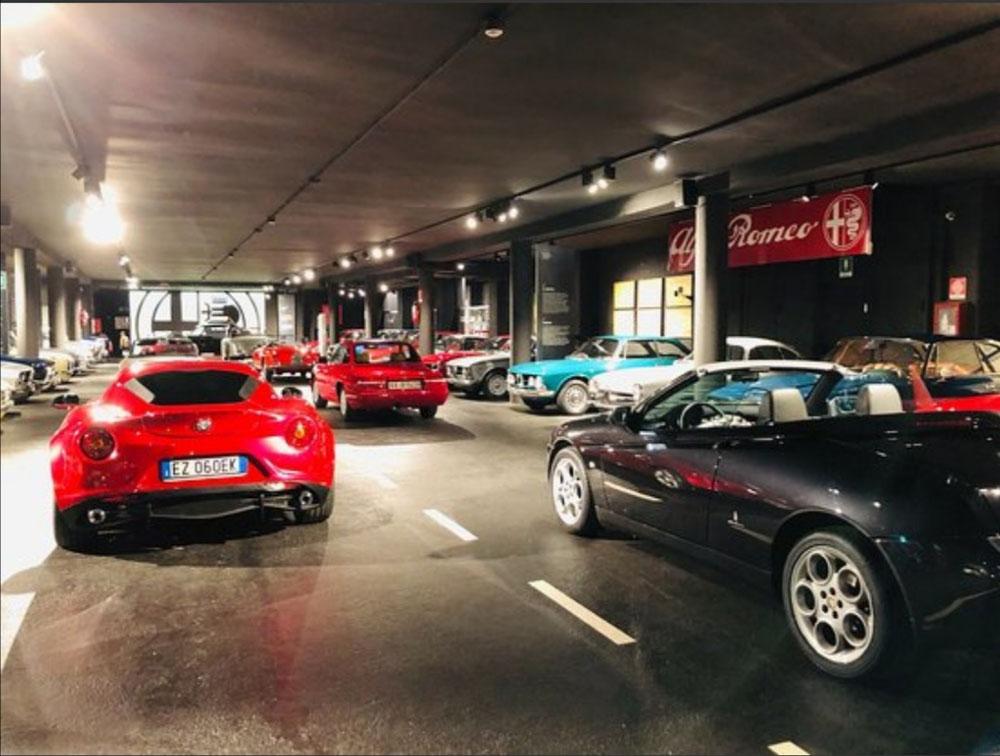 Museo Fratelli Cozzi Alfa Romeo, Legnano