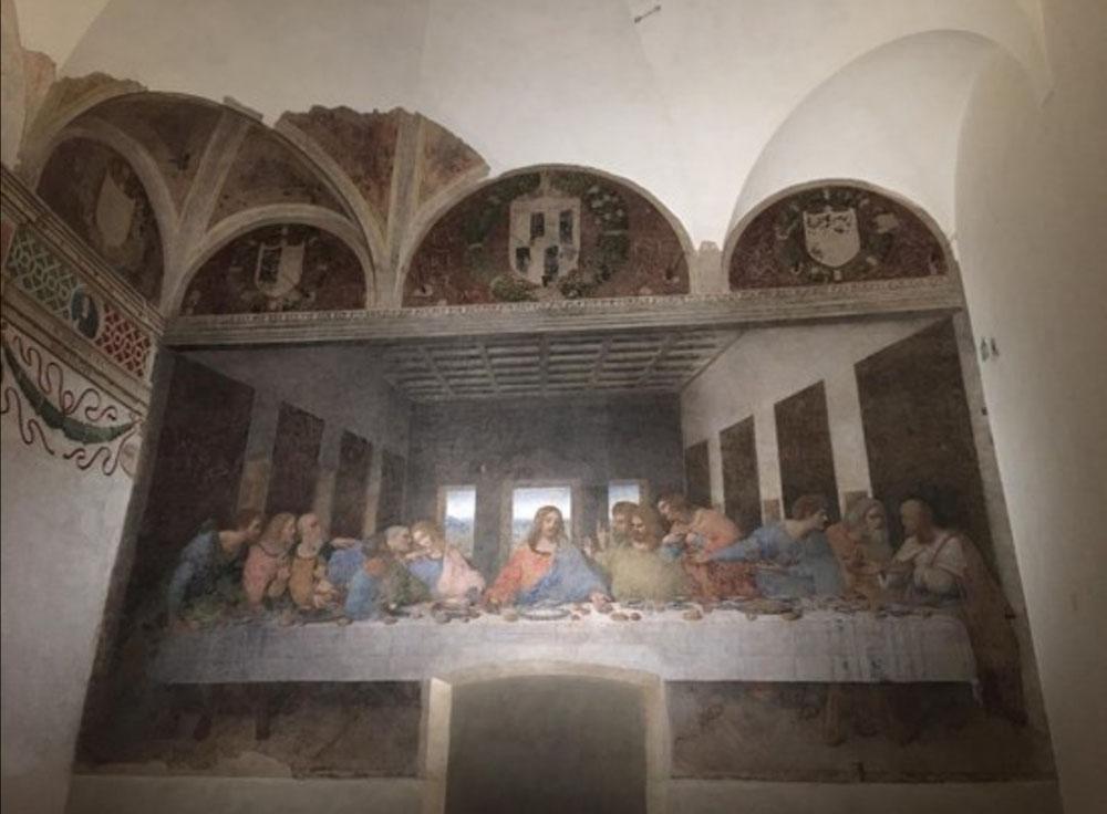 Il Cenacolo, Milano