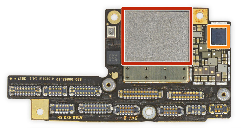 Mobile Phone Hardware Schematics