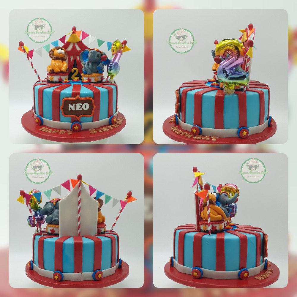 Zirkus Torte