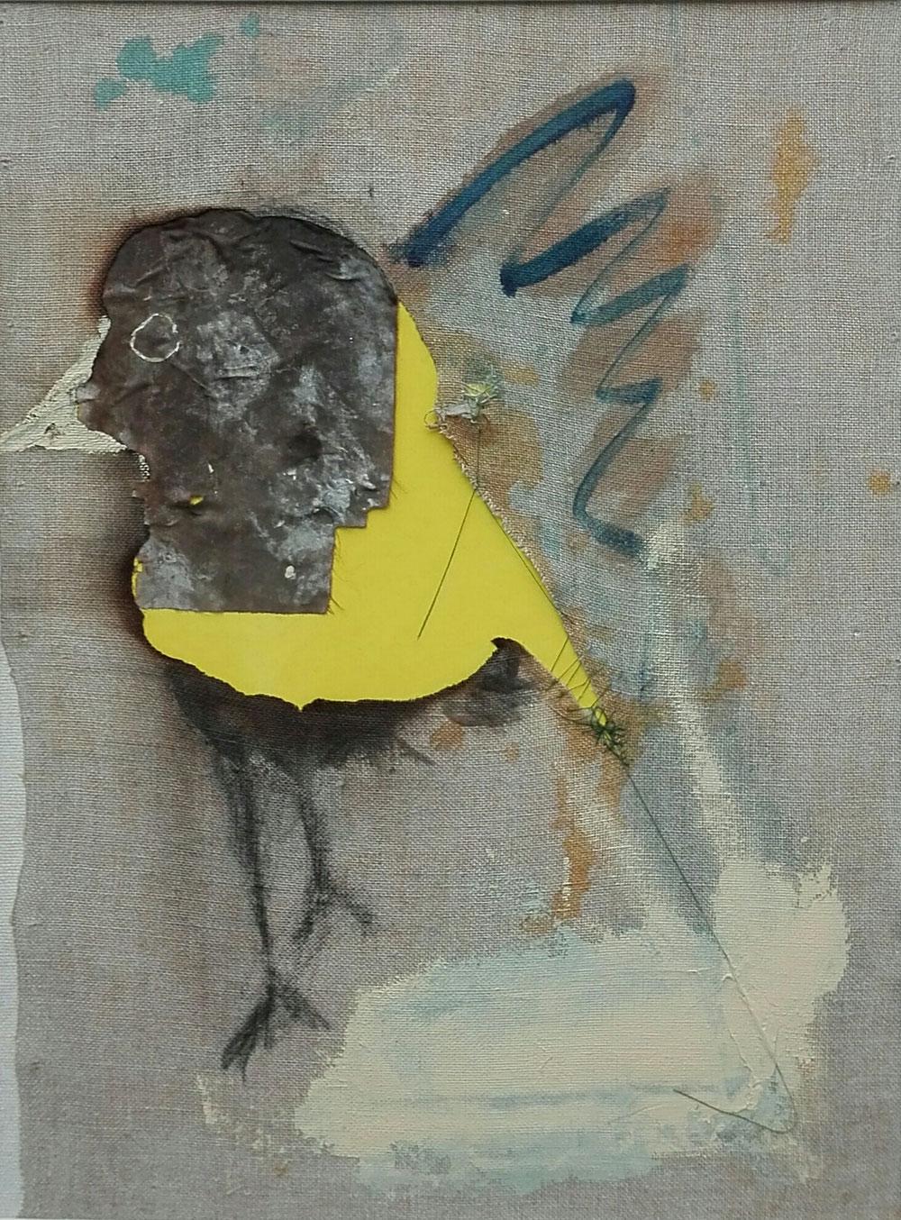 Goldfinch 2019- 40x30cm