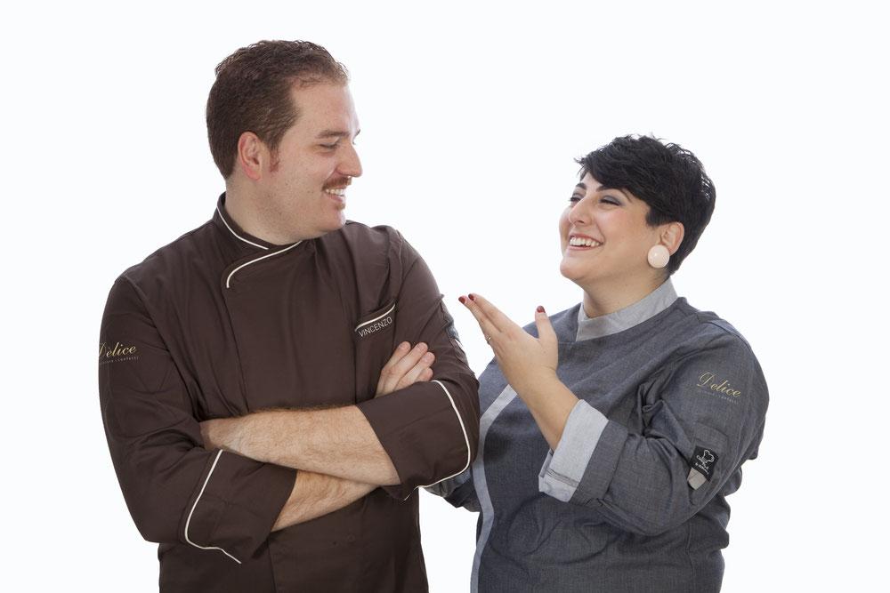 Vincenzo Lombardi e Anna Zarriello