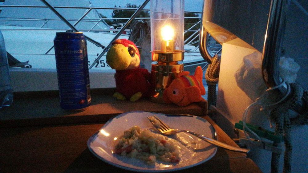 Leben auf dem schwäbischen Meer