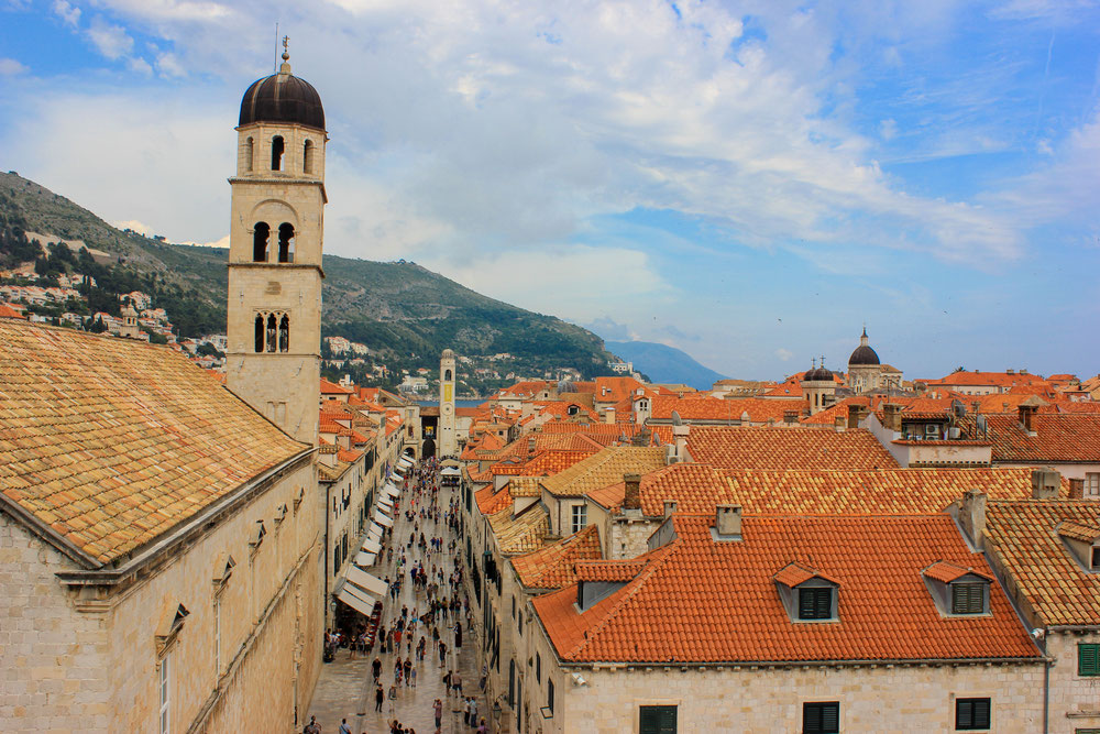 Sightseeing Dubrovnik