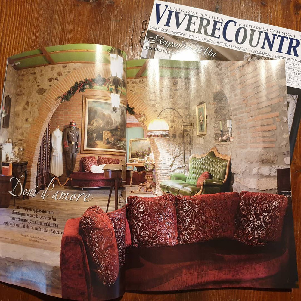 Vivere Country 118/2019