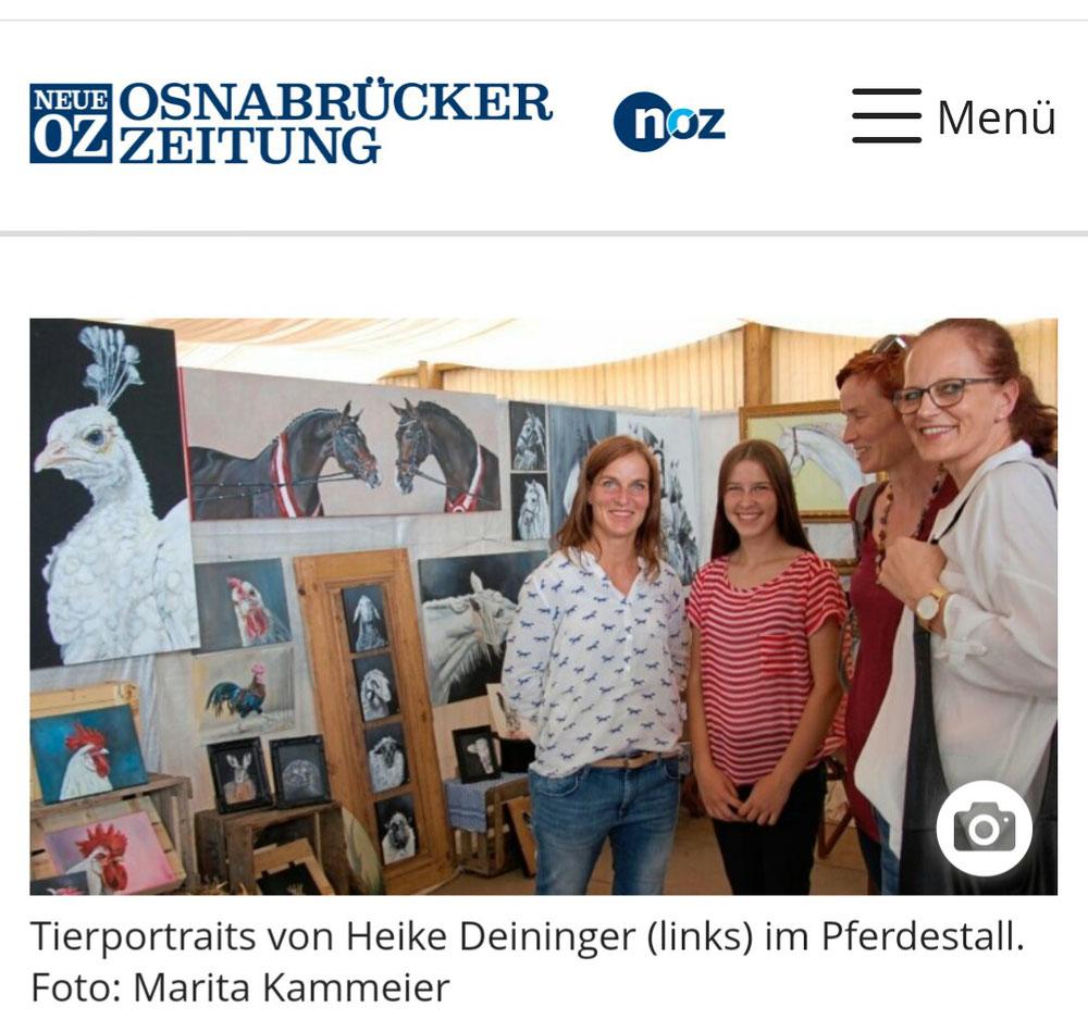 Ein Dorf wird Kunst in Suttorf