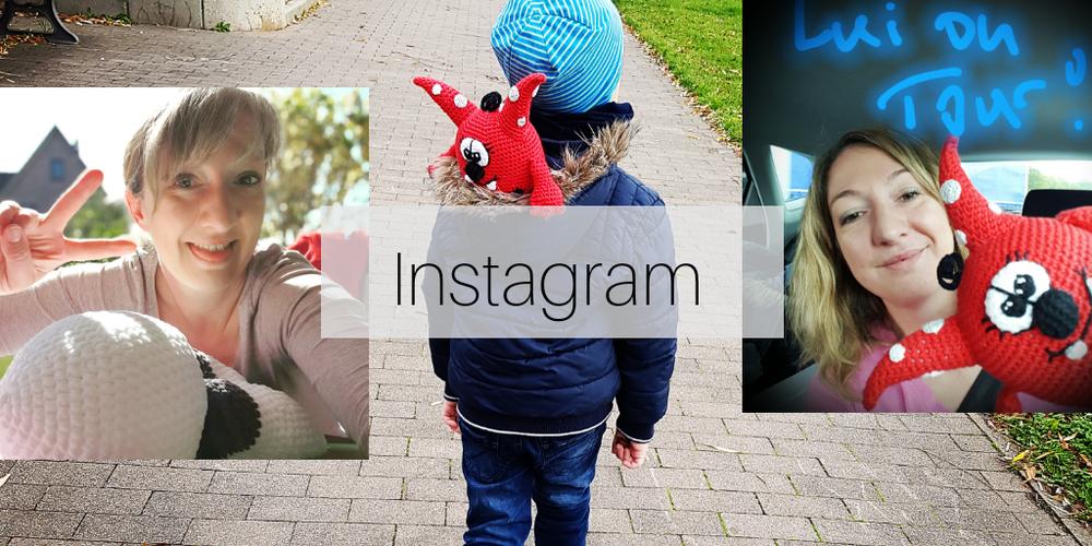 Blicke hinter die Kulissen auf Instagram