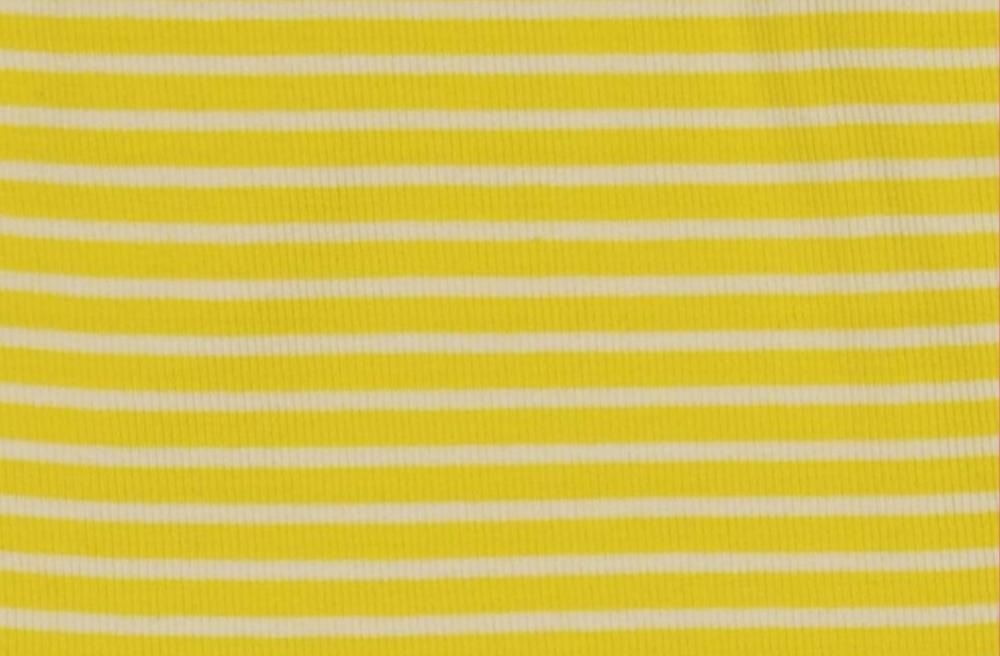 Ringel gelb/weiß