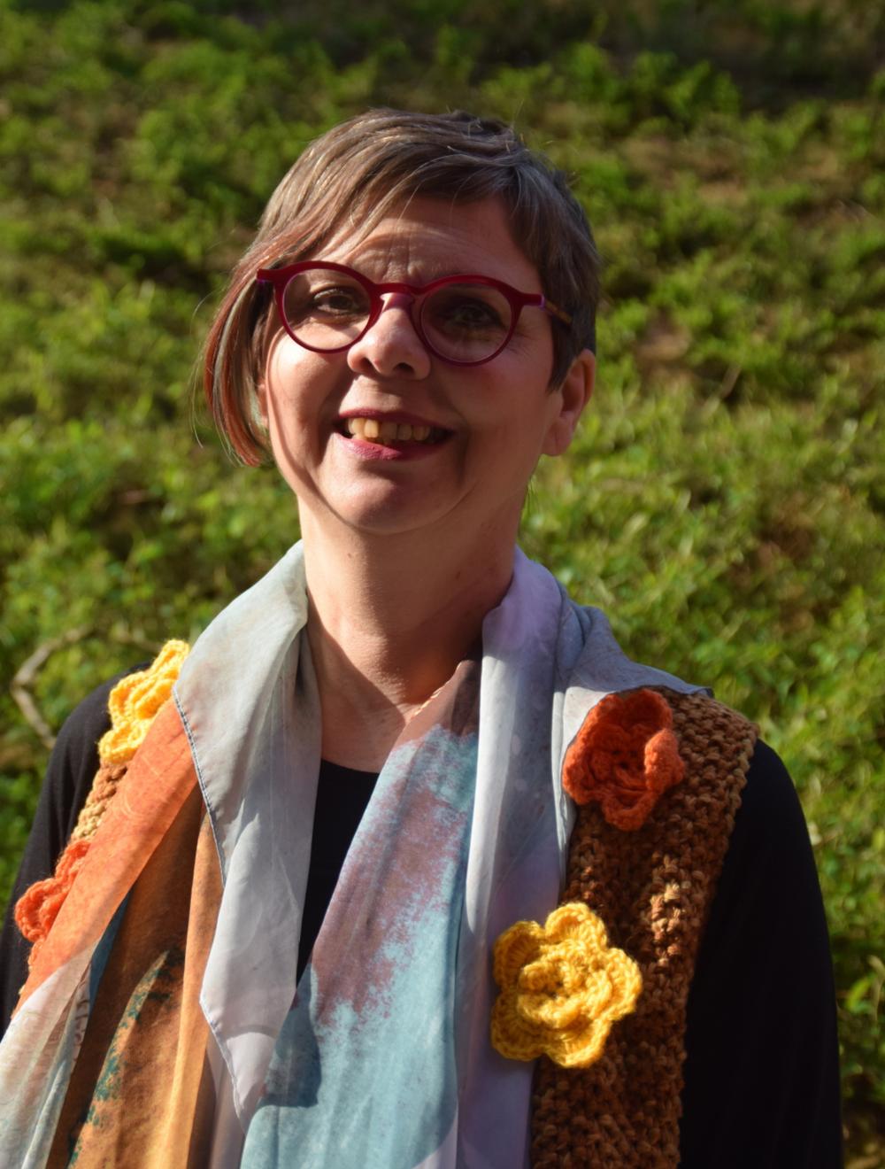 Marita Habgood als Schriftführerin nominiert