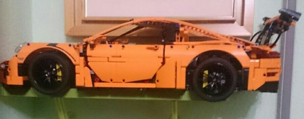 Aitor (Valladolid) Lego Porche 911