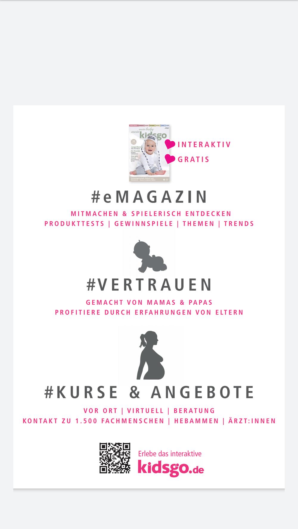 Kidsgo Magazin