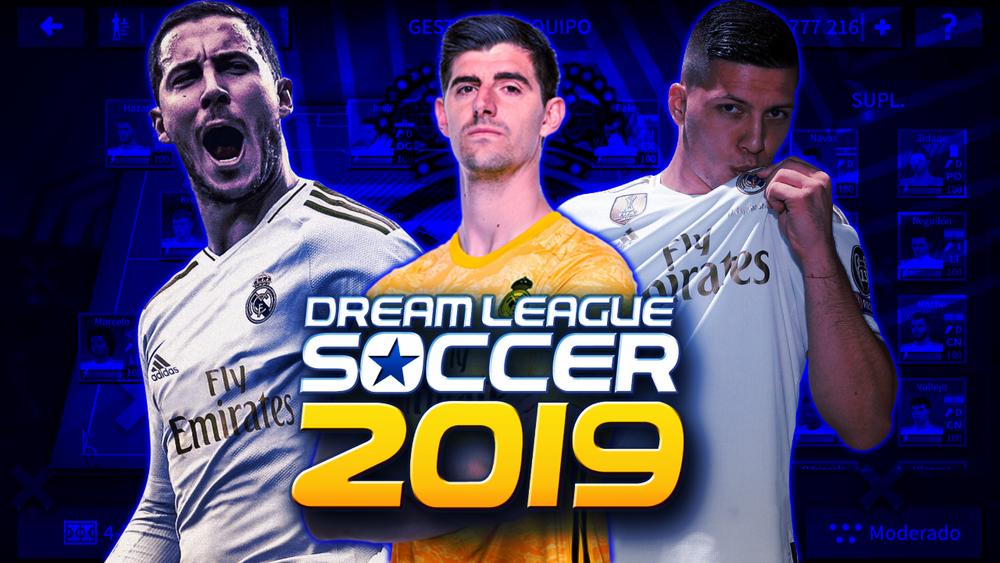 Descarga Ya Plantilla De El Real Madrid 2020 Para Dream League
