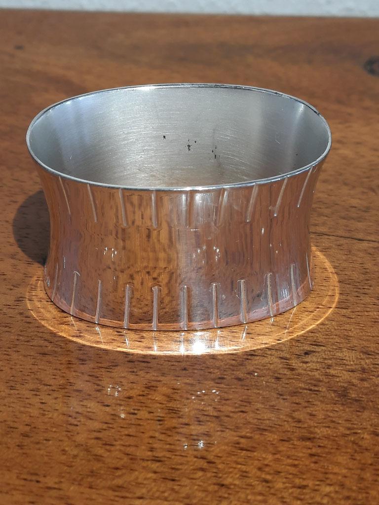 Serviettenring England Sterling Silber 925er