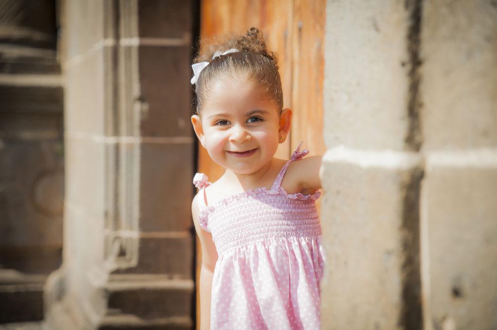 fotógrafo de niños en Tenerife reportajes infantiles en exteriores