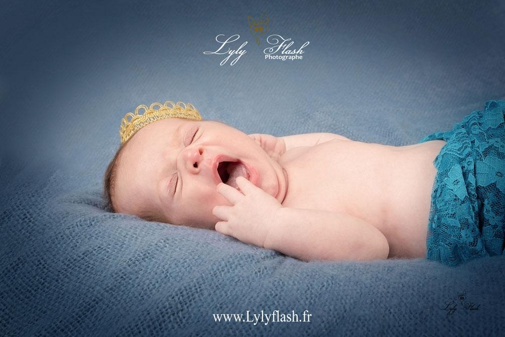 Photographe naissance nouveau-né bébé var