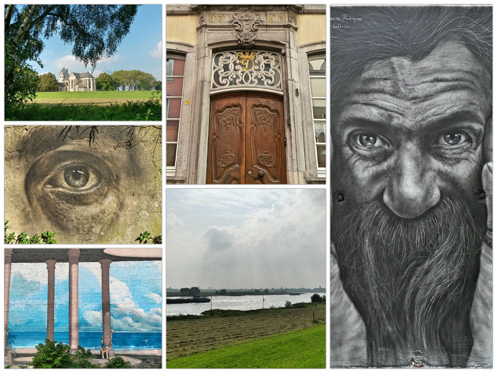 Rhineside Gallery-Nur eine tolle Tour der Duisburger Trilogie