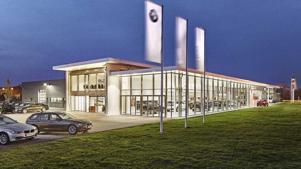 BMW Vogl Auszeichnung Auslieferungsqualität