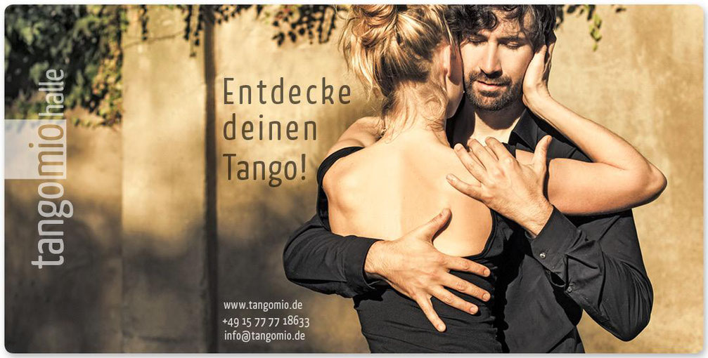 Tanzschule Tango Mio | Tango Argentino in Halle (Saale)