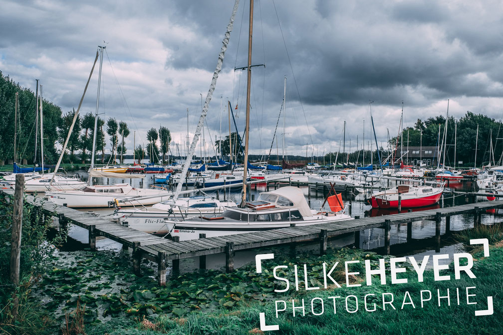 Eyhausen: Der Yachtclub am Zwischenahner Meer