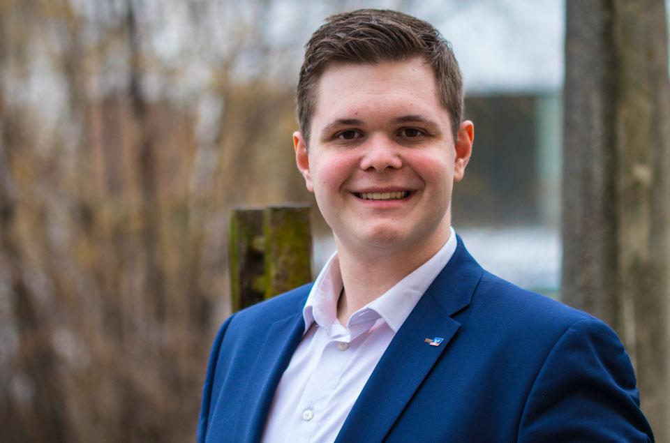 Josef Seppi Rohrmoser Kreisvorsitzender Vorsitzender JU Junge Union Bad Tölz Wolfratshausen