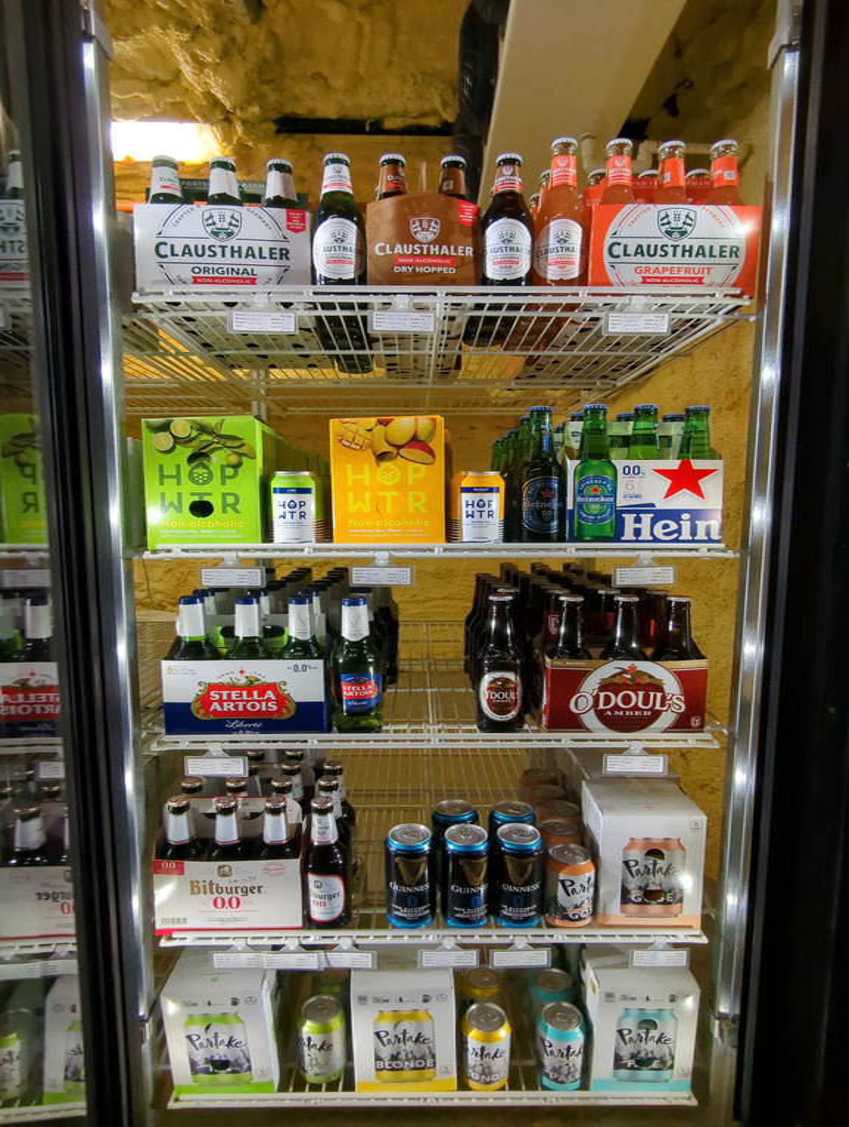 Non Alcohol Door 2
