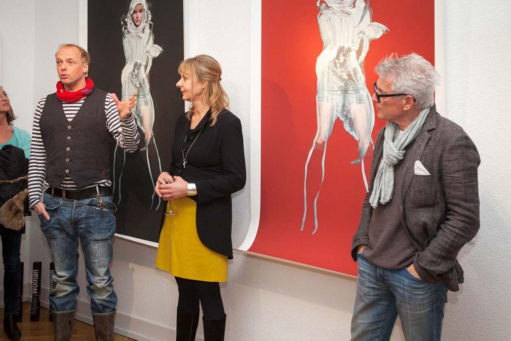 Kunstausstellungen online