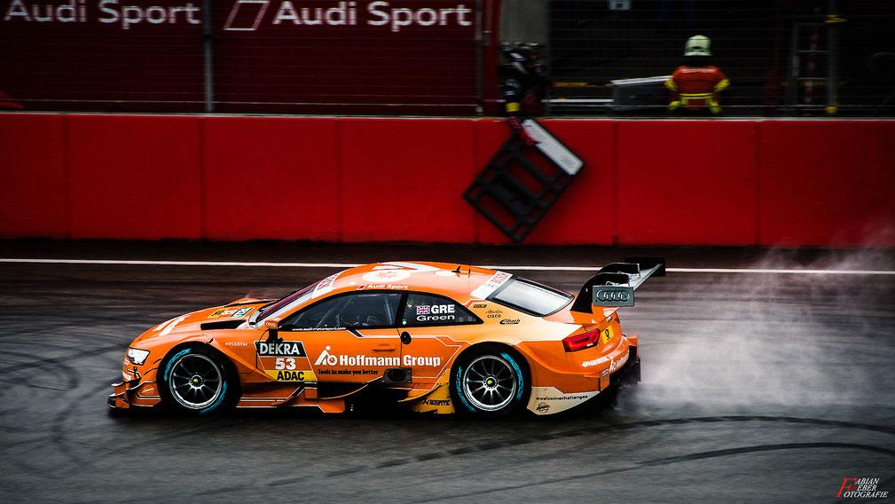 Fabian Weber Fotografie, Sportfotografie, Motorsport, DTM, Audi, Rennsport