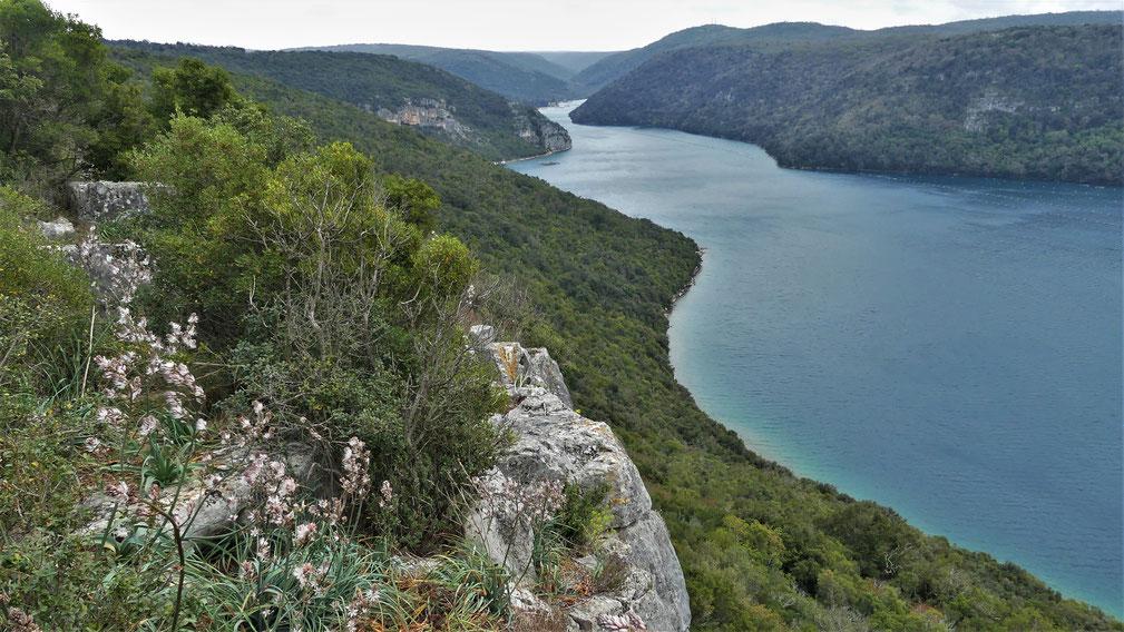 croatie bigousteppes fjord lim balkans