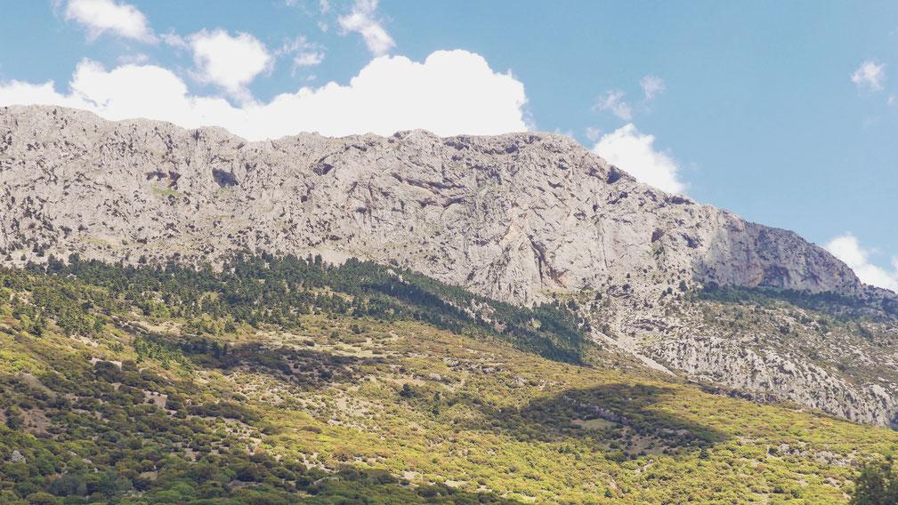 bigousteppes balkans tour grèce delphes montagnes