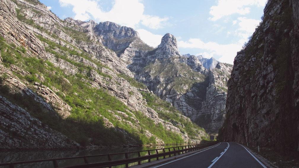 bigousteppes neretva canyon bosnie herzégovine