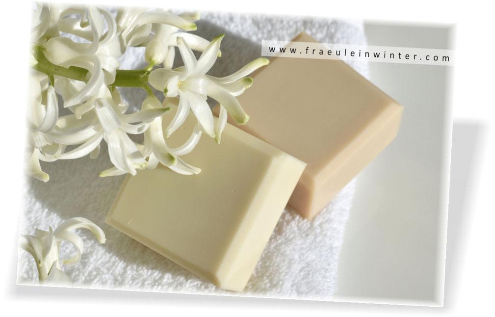 Handgemachte Naturseife | Handmade Soap by Fraeulein Winter
