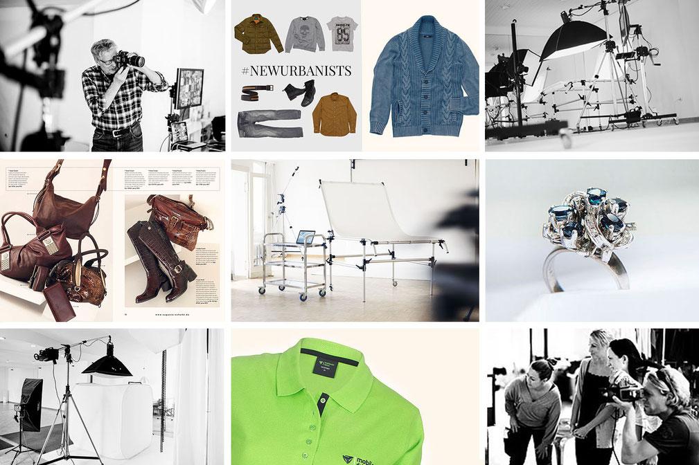 Lerne bei einem Foto-Seminar, Einzel-Coaching oder Workshop für Produktfotografie im Mietstudio Osnabrück erfolgreich deine Produkte im Studio zu fotografieren