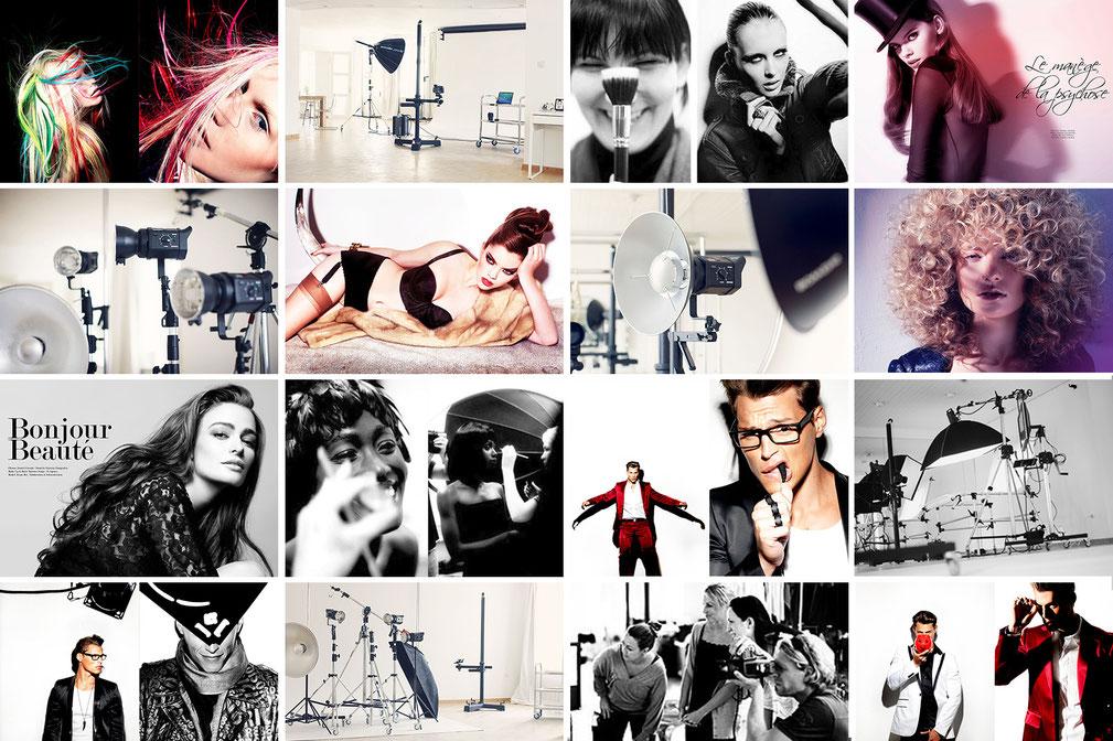 Wir begleiten dich in einem kreativen Einzel-Coaching oder Gruppen-Workshop bei deinem ersten Model-Fotoshooting