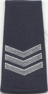 Staf sergeant 1995 - ....