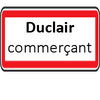 Les commerçants de la commune de Duclair
