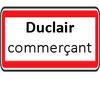 Les commerçants de la commune de Duclair