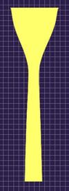 アレキサンダーMY41 カップ・バックボア形状