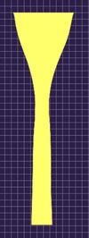 Werner Chr. Schmidt Solist 187 カップ・バックボア形状