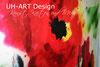 Kunst von UH - ART Design by Ursula Vonhuben