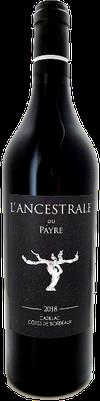 vin bordelais, l'ancestrale sur vieilles vignes, merlot 100%, vin de femmes, terra vitis bordeaux