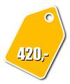 Preis 420,-