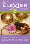 Elexier-Magazin Cover Heft 31: Heilung durch Frequenzen