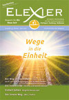 Elexier-Magazin Cover Heft 33: Wege in die Einheit