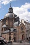 Le temple du Marais est une église située dans le 4ᵉ arrondissement de Paris, dans le quartier du Marais, au 17 rue Saint-Antoine à l'angle de la rue Castex. Depuis 1802 cette église est affectée au culte réformé.