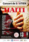 Concert en faveur de la reconstruction d'Haiti