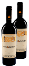 2x The Vine in Flames Cabernet Sauvignon 2014